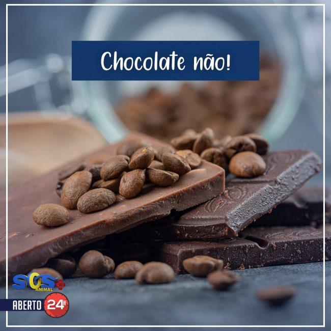 Chocolate não!